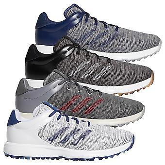 adidas Golf Mens 2020 S2G lichtgewicht waterdichte winddichte golfschoenen