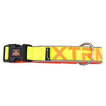 Nayeco kaulus X TRM Neon Flash keltainen koko L