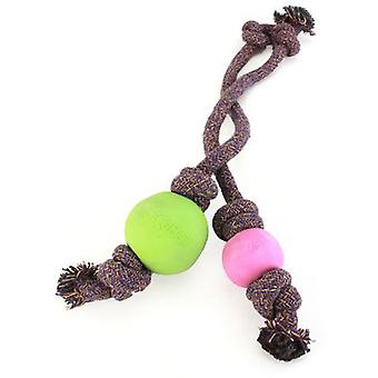 Beco Juguete Ball con Cuerda S (Perros , Juguetes y deporte , Mordedores y motivadores)