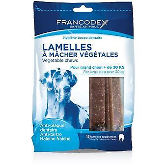 Francodex Big Dog Chews sheets (Dogs , Treats , Dental Hygiene)