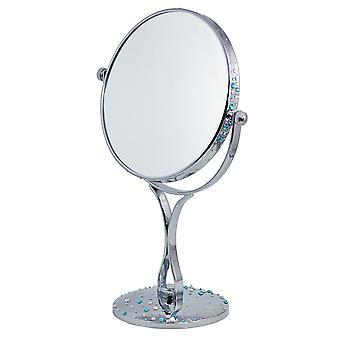 Luxe voetstuk spiegel Shining ACSC-3