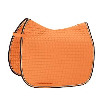 Eskadron Classic Sports Cotton Saddle Cloth - Papaya