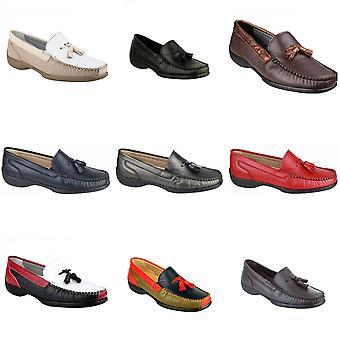 كوتسوولد النسائي/السيدات بيدليستوني Tassle تفصيل حذاء بدون كعب