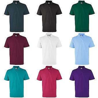 Pique RTXtra Mens tricot classique Polo Shirt