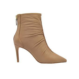 Alexandre Birman Susannabottie85 Femmes-apos;s Bottes de cheville en cuir beige