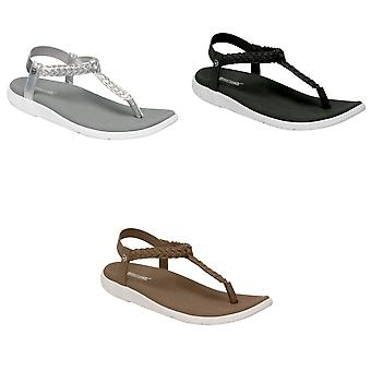 Регата женщин / Дамы Санта Луна плетеные сандалии