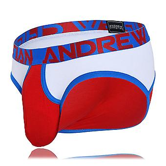 Andrew Christian Almost Naked Retro Premium Letter | Men's Underwear | Men's Slip