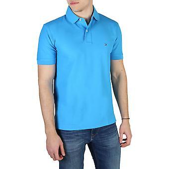 Tommy Hilfiger Original Men Spring/Summer Polo - Blue Color 40590