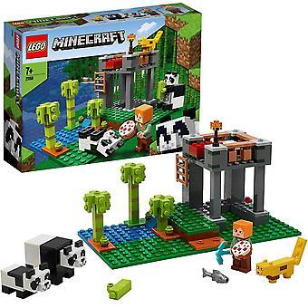 LEGO Minecraft - Panda Farm