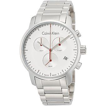 Calvin Klein men's Quartz Watch with stainless steel band K2G271Z6