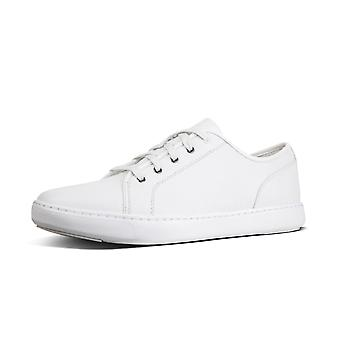 FitFlop Christophe™ Men's Leather Sneakers In Urban White