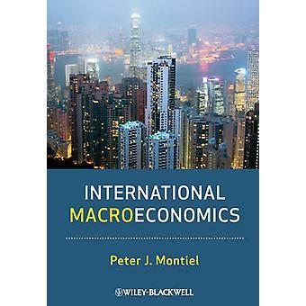 Internationale Makroökonomik durch Peter J. Montiel - 9781405183864 Buch