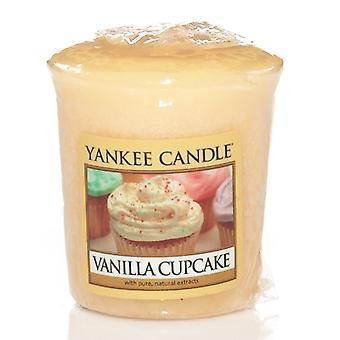 Yankee Candle Votive Sampler Vanilla Cupcake