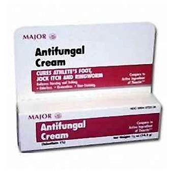 Major antifungal cream, cures athlete's foot, 15 g