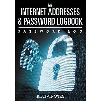 My Internet Addresses  Password Logbook  Password Log by Activinotes