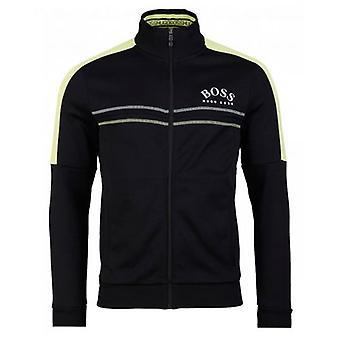 Boss Athleisure Skaz Full Zip Through Sweatshirt