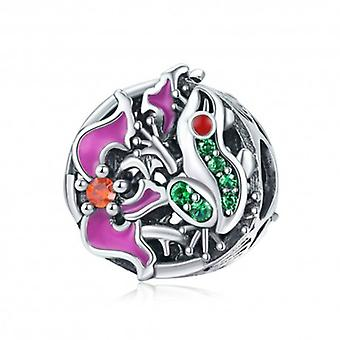 Sterling Silver Charm Frog - 5662