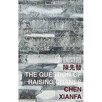 Kysymys nostaa nosturit (kansainväliset runous yötä Hong Kong)