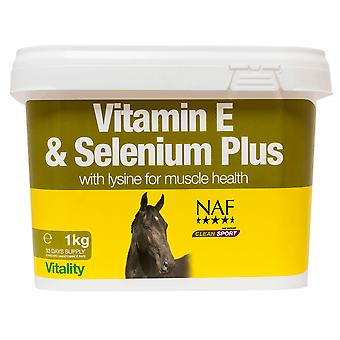 NAF Naf Vitamin E And Selenium Plus