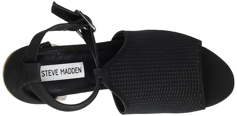 Steve Madden Women's Sawyer Heeled Sandal