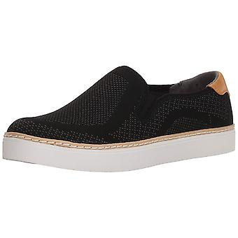 Dr. Scholl's Shoes Womens Madi Knit Fabric Low Top Slip On Fashion Sneakers