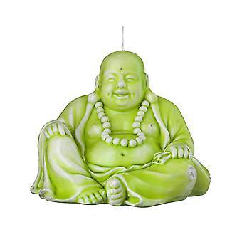 Mario Luca Giusti Buddha Candle Green