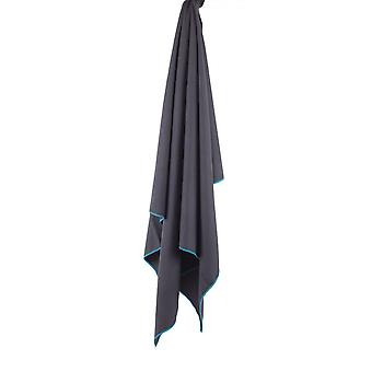 Lifeventure SoftFibre Lite Trek Towel Grey - Gigante