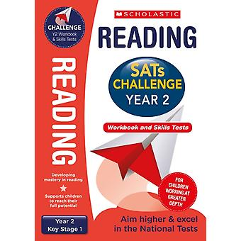 Reading Challenge Pack Year 2 by Charlotte Raby