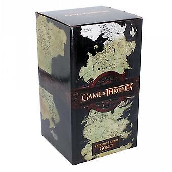 Nemesis nu Game of Thrones House Stark Bägare
