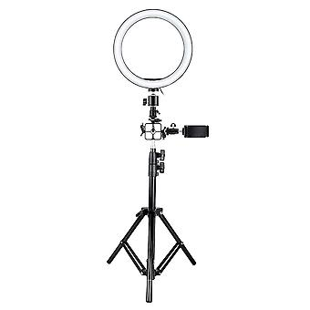Selfie Lamp/Ring Light (26 cm), tripod and brackets