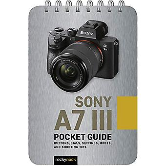Sony a7 III - Pocket Guide - Buttons - Dials - Settings - Modes - and S