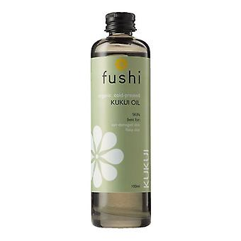 Fushi Wellbeing Organic Virgin Kukui Oil 100ml (F0010422)