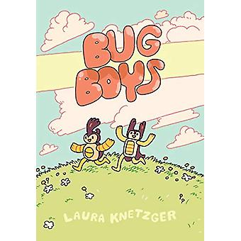 Bug Boys by Laura Knetzger - 9781984896766 Book