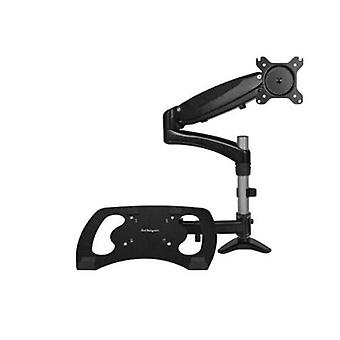 Startech Single Monitor Arm Laptop Stand