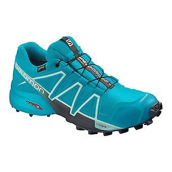 Salomon SpeedCross 4 GTX dames Trail hardloopschoenen