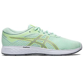 Asics Patriot 11 Womens Running Exercise Fitness Trainer Shoe Mint