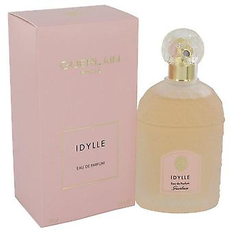 Idylle Eau De Parfum Spray (nuovo Packaging) di Guerlain 3,3 oz Eau De Parfum Spray