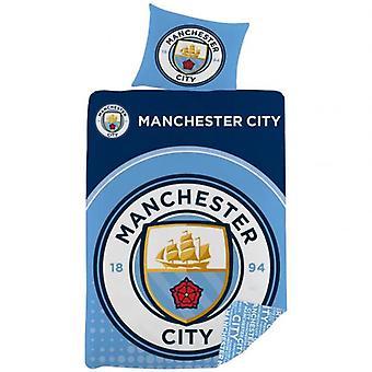 Manchester City Single Dekbed Set LC