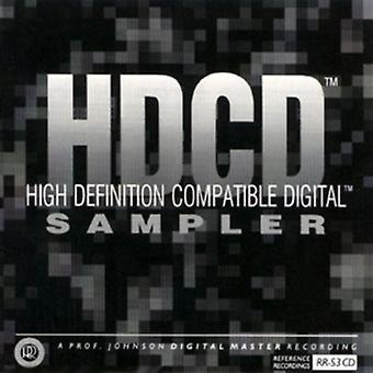 Hdcd Sampler - Hdcd Sampler [CD] USA import