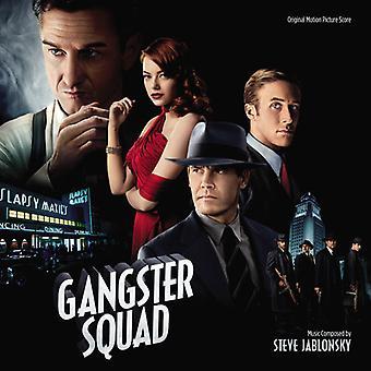 Steve Jablonsky - Gangster Squad [Score] importation USA [Original Motion Picture Soundtrack] [CD]
