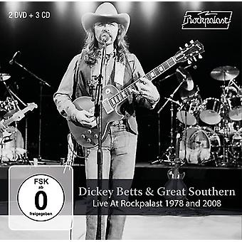 Live At Rockpalast 1978 And 2008 [CD] USA import