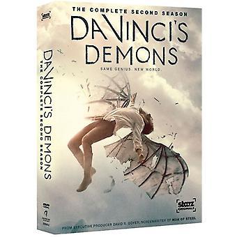 Da Vinci's Demons: Season 2 [DVD] USA import