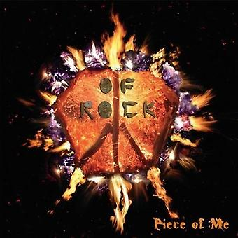 Peace of Rock - Piece of Me [CD] USA import