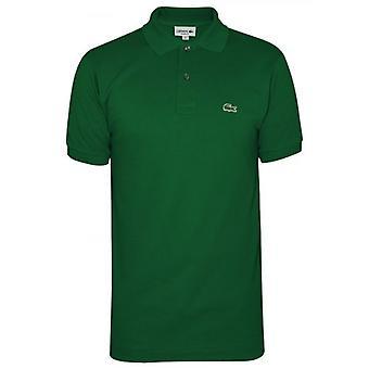 Lacoste L1212 Vert Green Polo Shirt