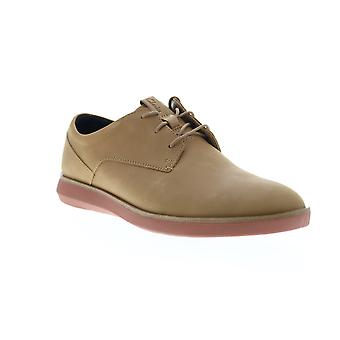 Clarks Adult Mens Banwell Lace Plain Toe Oxfords & Lace Ups