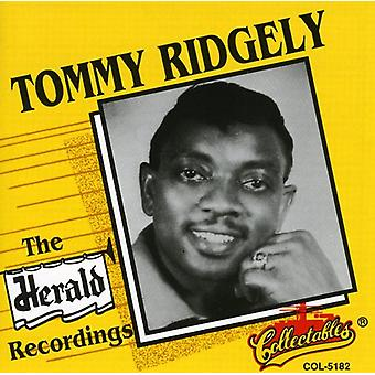 Tommy Ridgley - Herald Recordings [CD] USA import