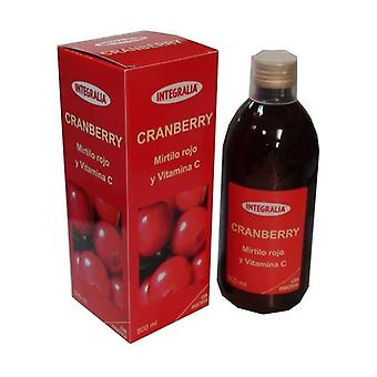 Cranberry Xarope 500 ml