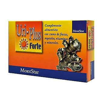 MontStar Uri Plus Forte 20 ampoules