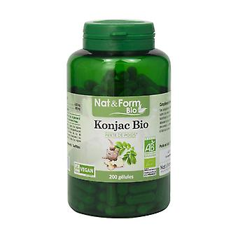Konjac Bio 200 tablets