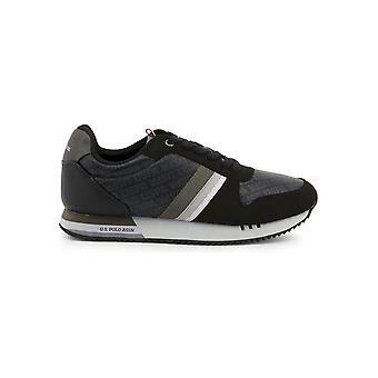 U.S. Polo Assn. - Shoes - Sneakers - CORAD4248W9_Y1_BLK - Men - Schwartz - EU 45